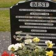 Tomba di George Best