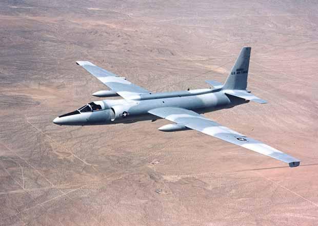 l'aereo spia U-2 va in pensione