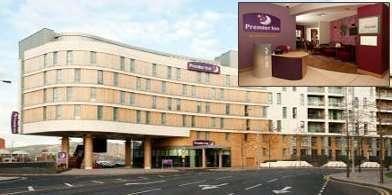 Premier Inn Belfast Titanic Quarter/City Airport