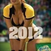 Hunky Dorys, Calendario 2012