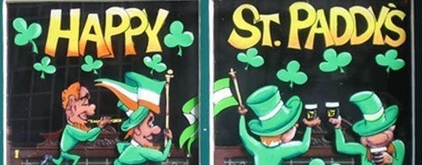Happy Paddys