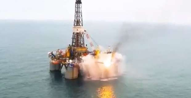petrolio a Cork