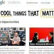 Google studenti