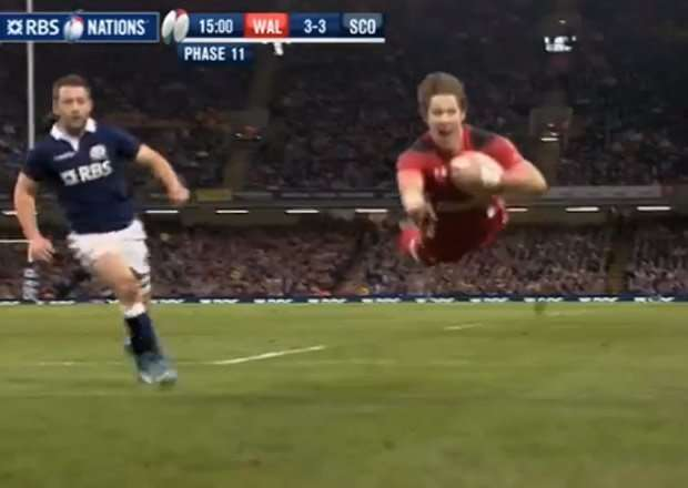 Galles vs Scozia