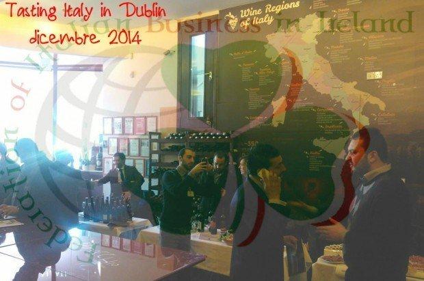 Tasting Italy in Dublin