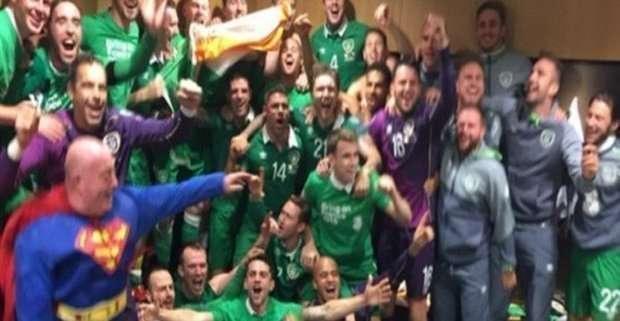 Un inglese porta la nazionale di calcio all'Europeo