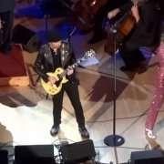 Miley Cyrus e Bono