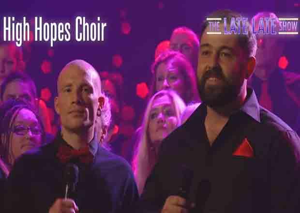 High Hopes Choir di Cork