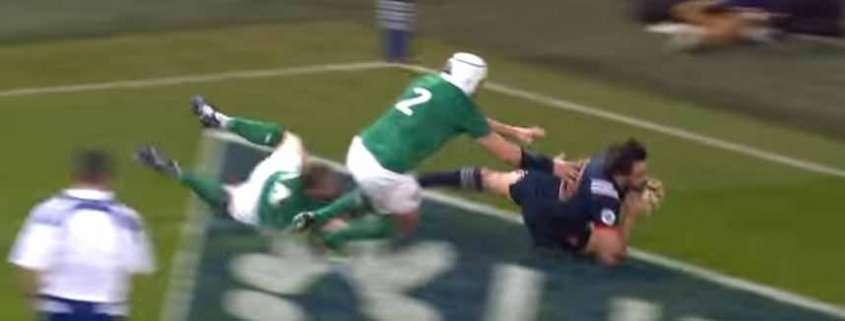 L'Irlanda soffre contro i francesi ma la spunta 19-9