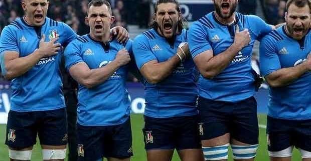 Rbs 2017. 31 Azzurri per Francia e Scozia