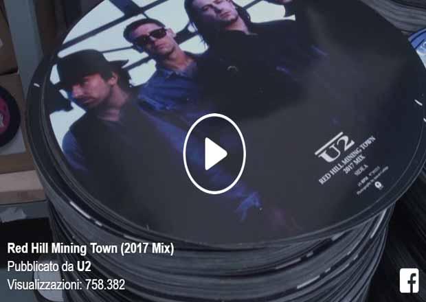 Red Hill Mining Town, U2