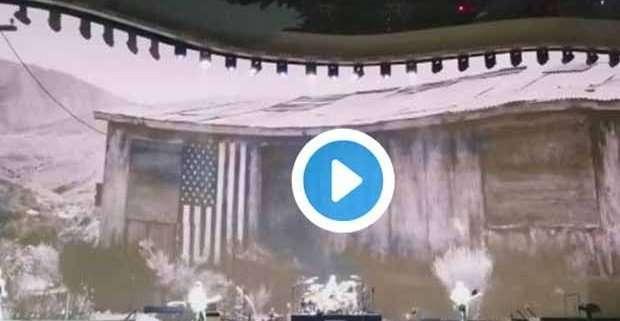Maratona rock all'Olimpico: gli U2 incantano Roma