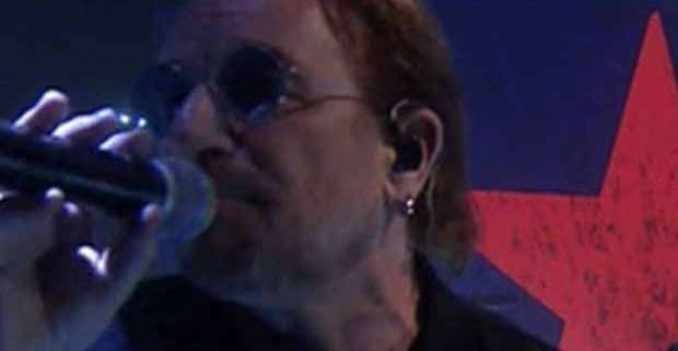 Bono da Jimmy Fallon