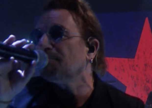 Bono da Jimmy Fallon