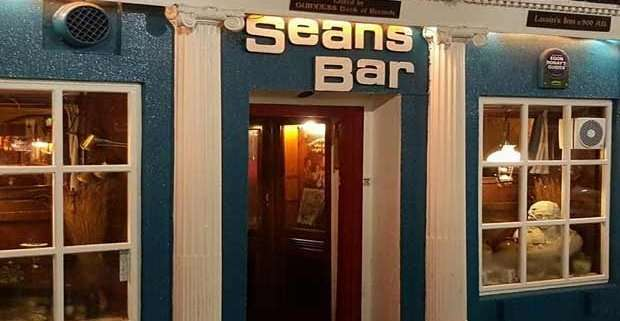 Sean's bar, Athlone