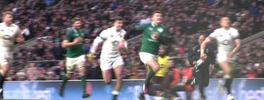 Italia beffata, Irlanda vince a onora San Patrizio