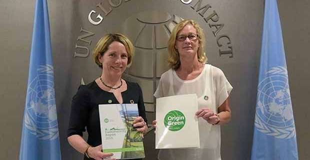 Bord Bia si unisce a United Nations Global Compact