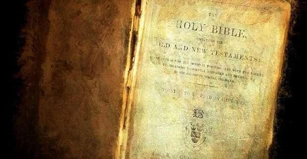 Bibbia, blasfemia