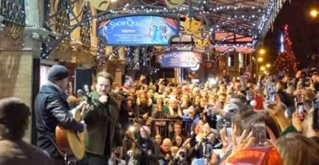 Concerto di Natale con Bono 2018